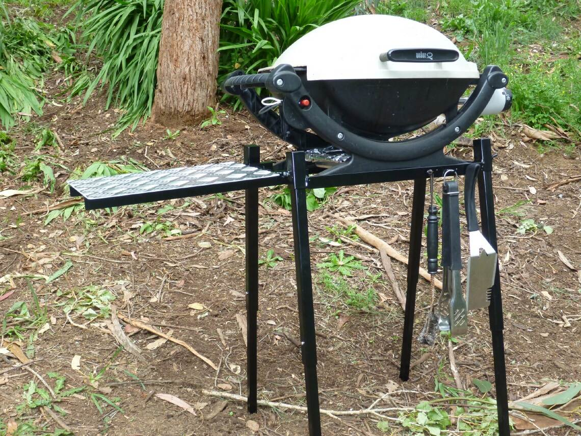 Outback Bbq Stands Weber Baby Q Bbq Camping Stands